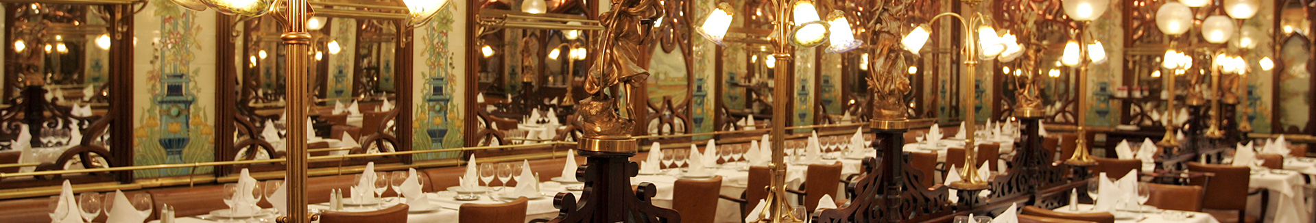 Restaurants und Brasserienin Paris