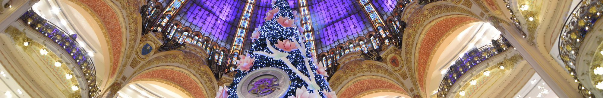 Christmas Eve in Paris