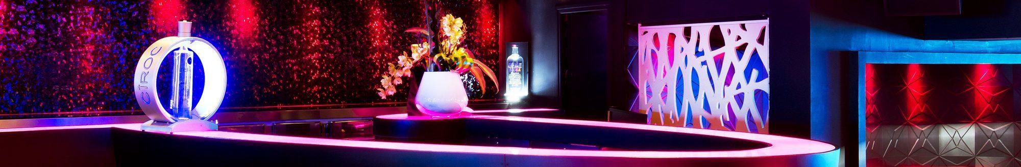Clubbing-AbendeNeujahr in Paris