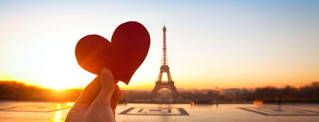 Dia dos Namorados brasileiroem Paris