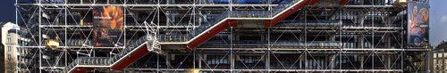 History of the Pompidou Centre