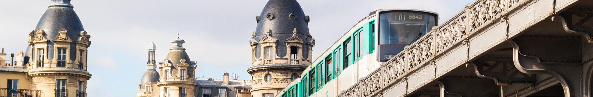 Die Pariser Viertel