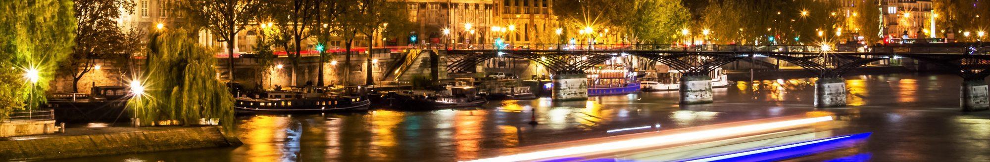 Best Seine River dinner cruise