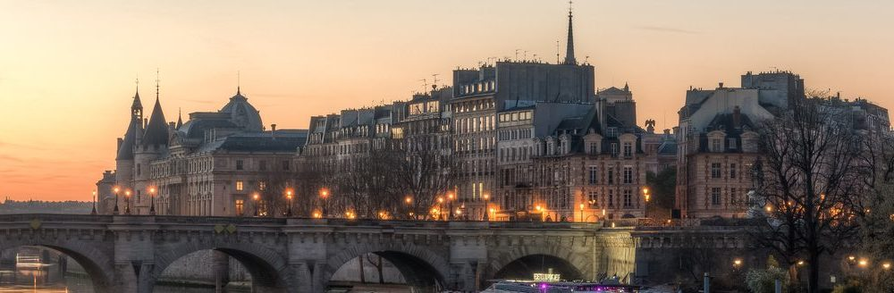 The 10 Most Romantic Places In Paris