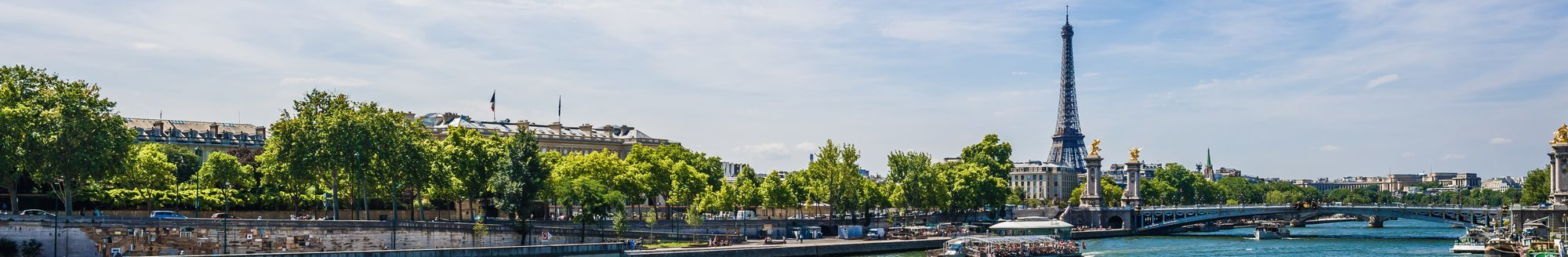 Visiting Paris in the Summer