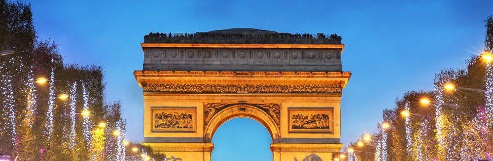 Nouvel An à Paris
