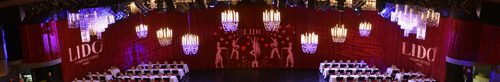 Lido of Paris Group rate