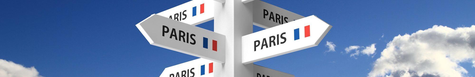 How to go to Paris?