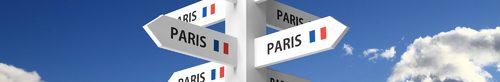 Wie nach Paris zu gehen