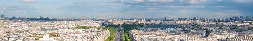 Paris au mois de juin