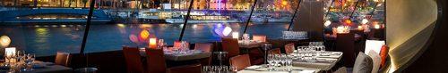 Cruzeiro com Jantar em Paris