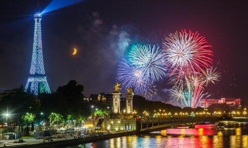O que fazer em Paris no dia 14 de julho, festa nacional francesa ...