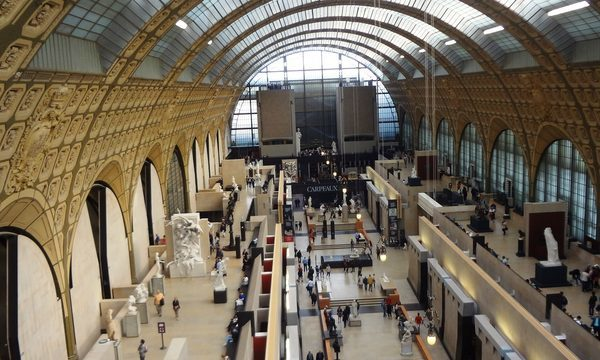 Musee d'Orsay - Intérieur 2