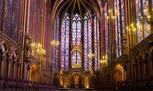 Sainte Chapelle - Nef