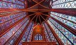 Sainte Chapelle - Vue bas