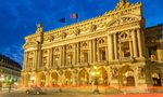 Opéra Garnier - Facade nuit