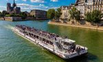 Bateaux-Mouches - Croisière Promenade sur la Seine à Paris - Notre-Dame de Paris