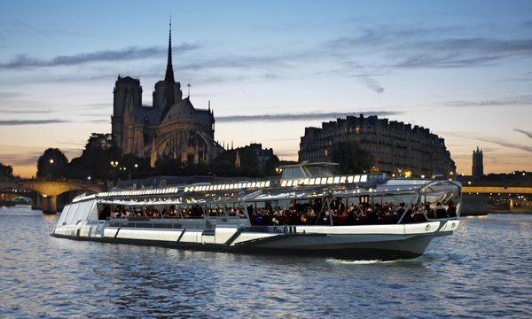 Bateaux Mouches Paris - Dîner-croisière sur la Seine • Come to Paris