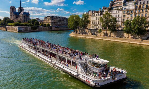 Bateaux-Mouches • Croisière Promenade à Paris • Come to Paris