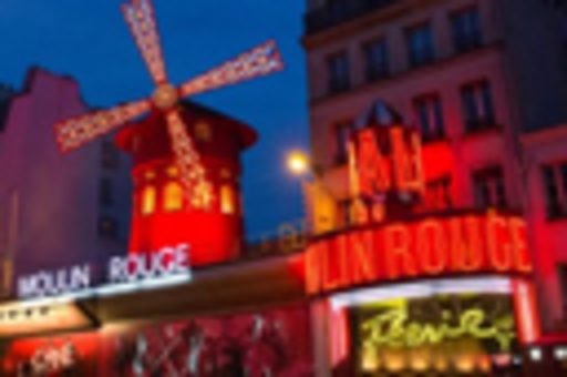 Spectacle du Moulin Rouge