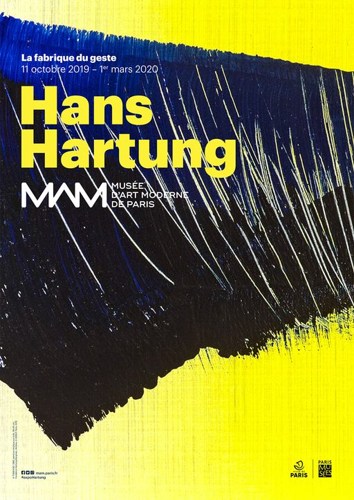 Выставка Hans Hartung