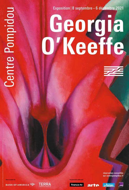"Ticket ""Georgia O'Keeffe"" exhibition + Museum"