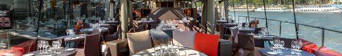 Bateaux Parisiens - Lunch Cruise