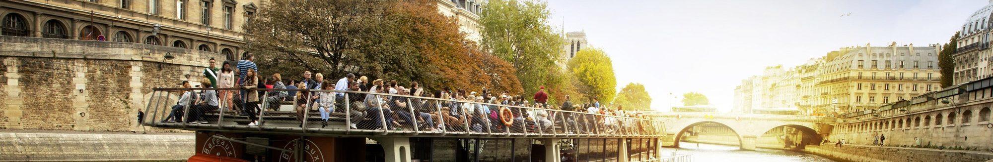 Bateaux Parisiens Cruise Tour
