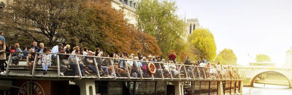 照片 Bateaux Parisiens - 巴黎游轮