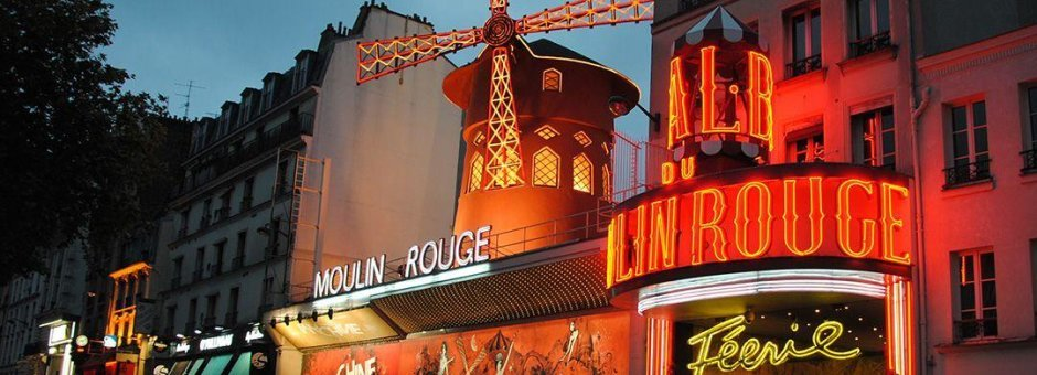 Restaurant & Moulin Rouge