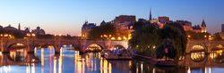 Bateaux-Mouches - Valentinstag 2020