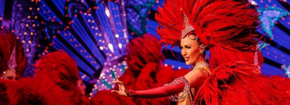 Moulin Rouge - Saint-Valentin 2020