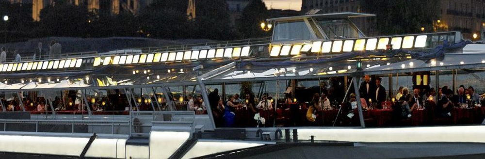 Bateaux-Mouches Dinner Cruise