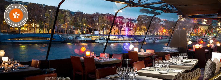 Bateaux Parisiens - Valentine's Day 2020