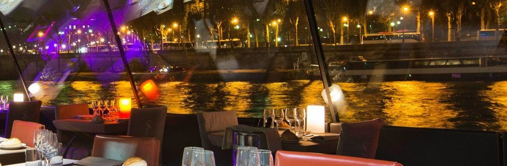 Bateaux Parisiens - Christmas Eve 2019