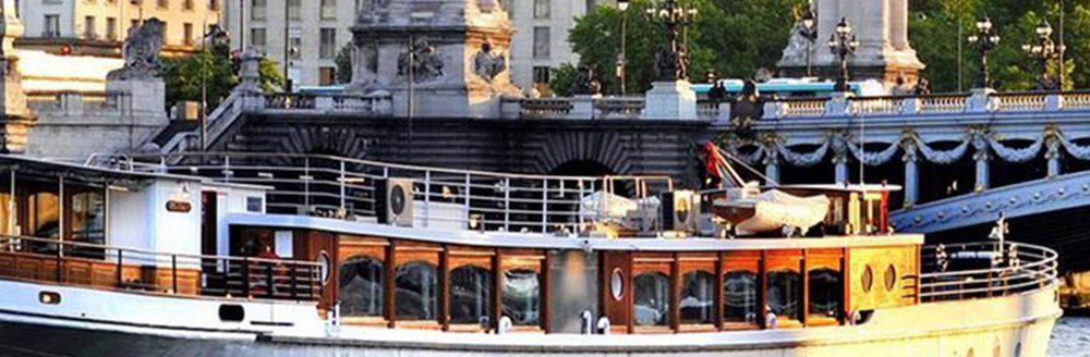 Photos Yachts de Paris - Noël 2019