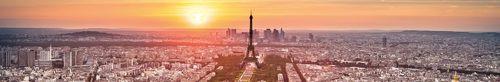 Панорамный визит башни Монпарнасс