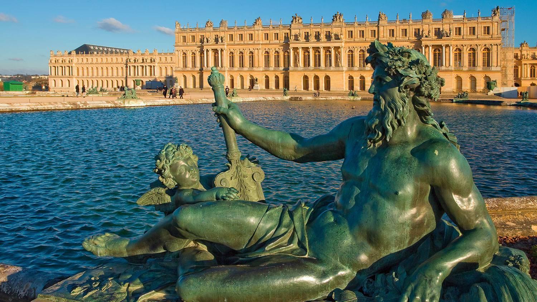 Версаль c русским гидом