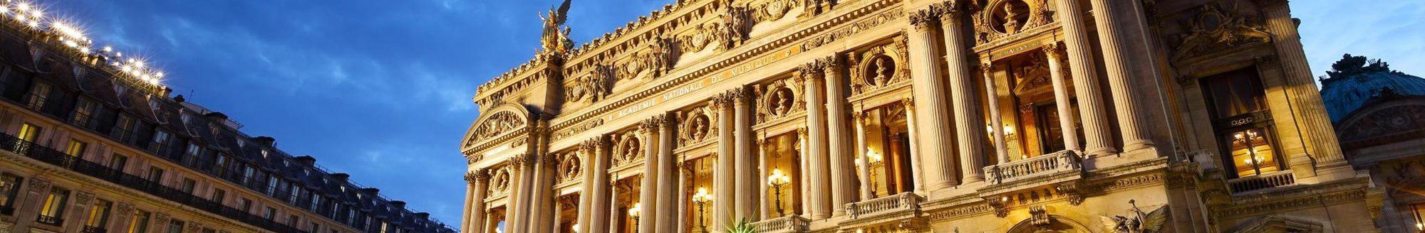 The mysteries of the Palais Garnier