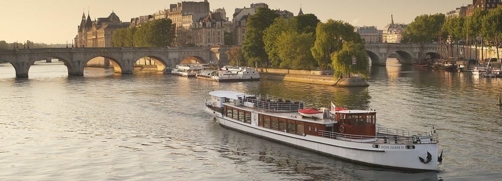 Yachts de Paris - Valentine's Day 2020