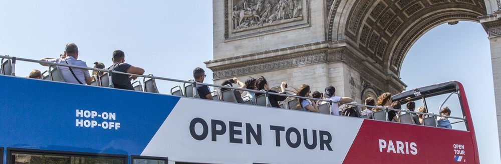 Фотографии Опен Тур Париж