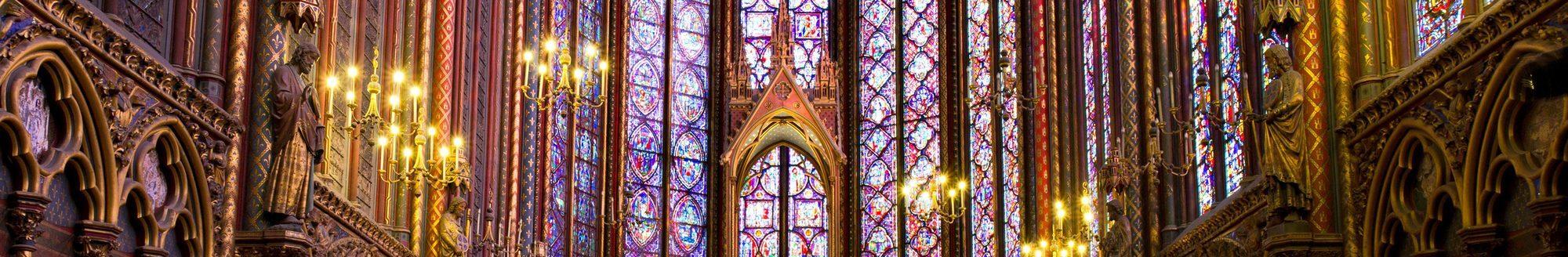 Sainte-Chapelle of Paris