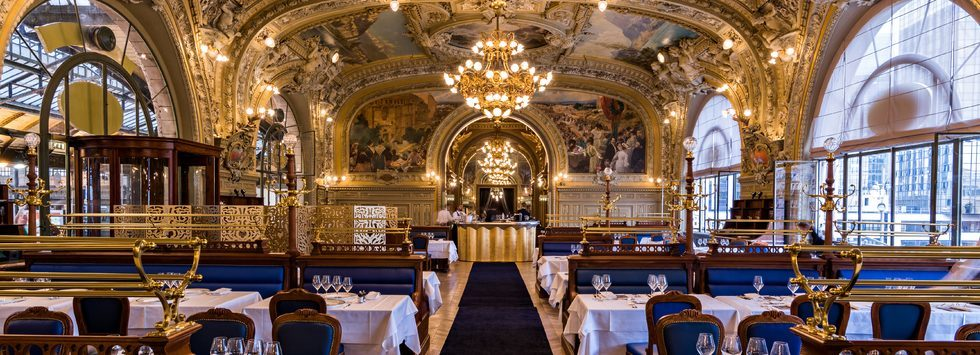 Le Train Bleu - Valentine's Day 2020