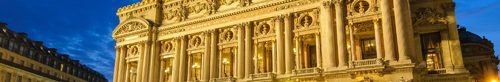 Guided tour of Opera Garnier