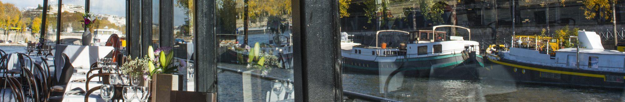 Almoço no Marina de Paris