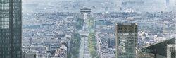 Grande Arche in La Défense