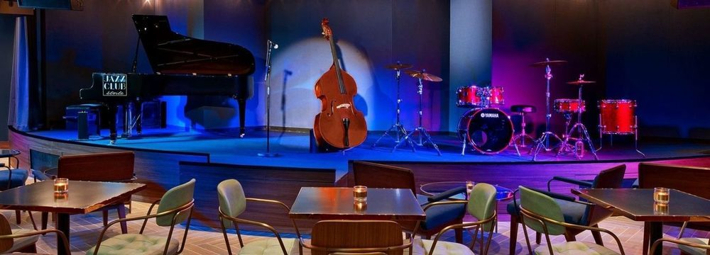 Jazz Club Etoile - Valentine's Day 2020