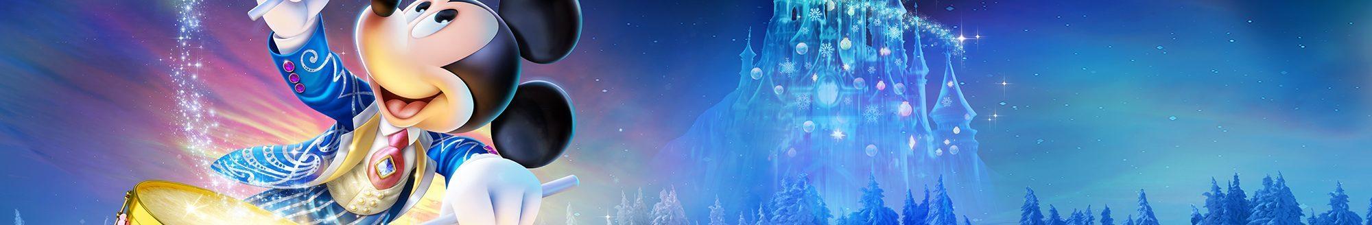 Disneyland® - Ano Novo 2020
