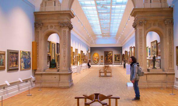 Musée du Louvre - Salles d'Exposition