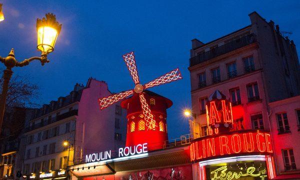 Cabaret Moulin Rouge Paris